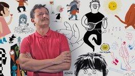 Ilustración original de tu puño y tableta. Un curso de Ilustración y Diseño de David Peña