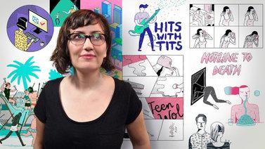 Creación de cómics con Manga Studio (Clip Studio Paint). Un curso de Ilustración de Ana Galvañ