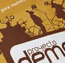Proyecto Demo. A Design project by Tea for two Comunicación gráfica  - Aug 18 2009 01:16 PM