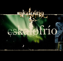 Eskalofrío. A Design, Film, Video, and TV project by Oskar Domínguez - 23-08-2009