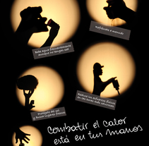 Campaña Calor. A Advertising, Film, Video, and TV project by Kiko  Postigo (Copy) - Sep 10 2009 01:27 AM