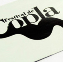 Festival de la Copla. A Design project by Jose  Moya - Sep 11 2009 07:49 PM