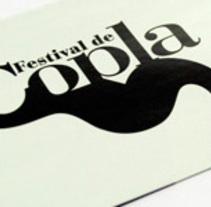 Festival de la Copla. Un proyecto de Diseño de Jose Moya         - 11.09.2009