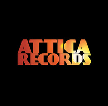 Attica Records. A Design, Illustration, Music, Audio, Photograph, and UI / UX project by Anna Huguet Bou         - 07.10.2009