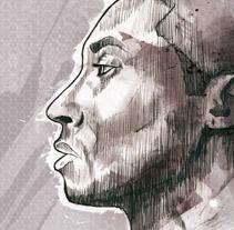 Kobe Bryant Free Work. Un proyecto de Ilustración, Publicidad y UI / UX de Xavier Gironès - 10-10-2009