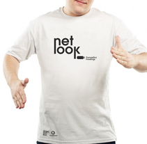 _net look tshirt. A Design project by Laura Mujico Casal - 27-11-2009