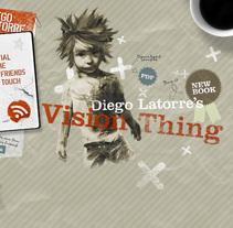 Diego Latorre. Un proyecto de Diseño e Ilustración de Miguel Ángel Sánchez Rubio - Miércoles, 02 de diciembre de 2009 17:46:38 +0100