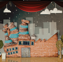Christmas. A Design, Motion Graphics&Illustration project by Anna Pujadas - Dec 16 2009 05:51 PM