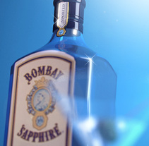 Bombay Shappire. A 3D project by Diego Moreno - 21-01-2010