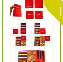 Patchwork. Un proyecto de Diseño y Publicidad de Mariano de la Torre Mateo         - 21.01.2010