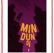 Funny Words - Mindundi. Un proyecto de Diseño e Ilustración de Mariano de la Torre Mateo         - 22.01.2010