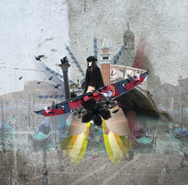 Ciudades. Un proyecto de Diseño, Ilustración y Fotografía de Dani Pérez - 25-01-2010