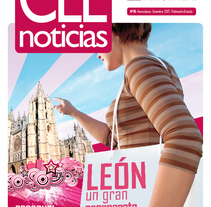 Revista Cel. A Design, and Advertising project by santosdelacalle@gmail.com         - 08.02.2010