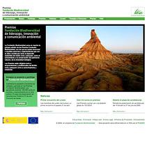 Premios Fundación Biodiversidad. Un proyecto de Diseño, Cine, vídeo, televisión, Desarrollo de software, UI / UX y Fotografía de seven  - Viernes, 12 de febrero de 2010 17:39:56 +0100