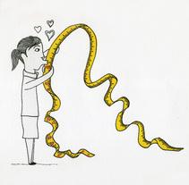 Quierometro. Un proyecto de Ilustración de vanessa  santos - Martes, 23 de febrero de 2010 20:34:05 +0100