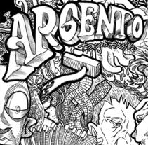ARGENTO tango fusión. Un proyecto de Diseño, Ilustración, Publicidad, Música y Audio de Rafael Bertone         - 10.03.2010