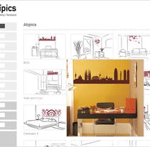 Espais Atípics. A Software Development, UI / UX&IT project by Víctor lst         - 16.03.2010