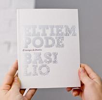 El tiempo de Basilio. Un proyecto de Diseño e Ilustración de Menta  - 25-03-2010