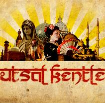 Kutsal Kentler (Motion Graphics). Un proyecto de Diseño, Ilustración, Motion Graphics, Fotografía, Cine, vídeo y televisión de Ben Galvin         - 15.04.2010