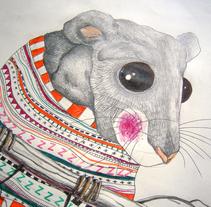 Z for FILL THE TYPE. Un proyecto de Diseño e Ilustración de Itziar San Vicente - Jueves, 15 de abril de 2010 15:06:38 +0200