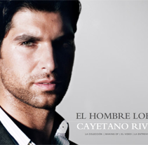 Loewe-Cayetano Rivera. A Advertising project by Manu García - 25-04-2010