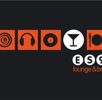 ES9 BAR. A Design, and Advertising project by Renata Ortega Cirera         - 18.05.2010