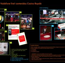 Casino Royale. Un proyecto de Publicidad de Silvia Quesada Paisán         - 20.05.2010