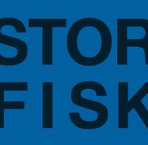 Stor fisk website. Un proyecto de Cine, vídeo y televisión de stor fisk  - 30-05-2010