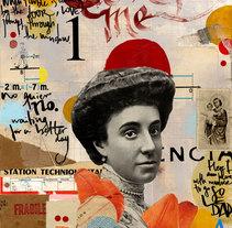 she loves me. Un proyecto de Diseño e Ilustración de Mr. Zé  - Martes, 01 de junio de 2010 13:18:01 +0200