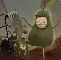The Peritas. Un proyecto de Ilustración de Jesús  Pérez Doblas - Miércoles, 16 de junio de 2010 12:11:09 +0200