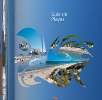 Colección catálogos para Turismo de la Generalitat Talenciana. A Design, and Advertising project by Gabriel Serrano - 17-06-2010