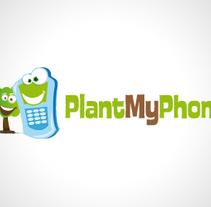 Plant my phone. Un proyecto de Diseño, Ilustración, Publicidad y Desarrollo de software de MadridNYC Estudio de Diseño Gráfico         - 22.06.2010