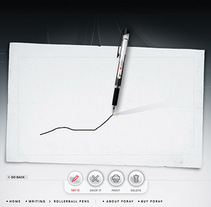 Foray. A Design, UI / UX, and Advertising project by Abraham Gonzalez - Jun 26 2010 09:00 AM
