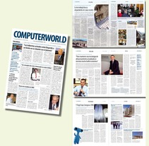 ComputerWorld. A Design, Photograph, and Advertising project by SUSANA FOLGADO - Aug 05 2010 07:41 PM