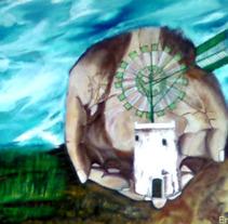 pintura  al óleo. Un proyecto de Diseño y Fotografía de Encarna Guillen         - 18.08.2010