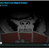Demo Reel 2010. A Design, Illustration, Advertising, Motion Graphics, Film, Video, TV, and 3D project by luis miguel ruibal scholtz         - 27.09.2010