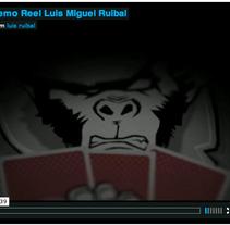 Demo Reel 2010. Um projeto de Design, Ilustração, Publicidade, Motion Graphics, Cinema, Vídeo e TV e 3D de luis miguel ruibal scholtz - 27-09-2010