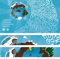 Érase una vez... la vuelta al mundo. Um projeto de Design, Ilustração e Publicidade de Ainara Fassi         - 03.09.2010