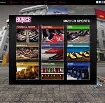 web corporativa. A Advertising project by Massimiliano Seminara - 09-09-2010