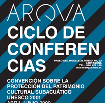 ARQUA Ciclo Conferencias. A Design project by enZETA - 13-09-2010