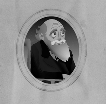 La Maleta de Darwin. A Illustration, Film, Video, and TV project by Rafa Toro - Sep 24 2010 05:28 PM