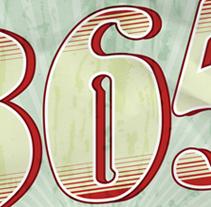 365 días de festivales. A Design&Illustration project by Chus Margallo - Oct 04 2010 09:37 AM
