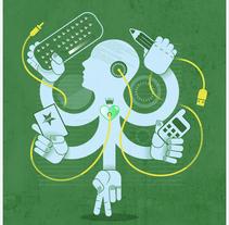 Iconos para dossier.. Un proyecto de Diseño e Ilustración de Raul Navas         - 05.10.2010