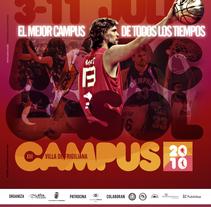 Campus Frigiliana. Un proyecto de Diseño de Latido Creativo         - 05.10.2010