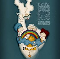 PATAMETESITOPICO, EL FANTASMA CIENTÍFICO. A Illustration project by Cristina Quiles - Oct 28 2010 07:08 PM