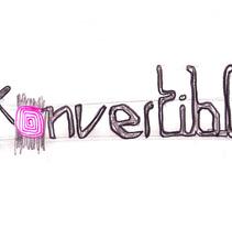 diseño konvertible. A Design, Illustration, Advertising, and UI / UX project by Pedro  Montañez Gaviria - 19-11-2010