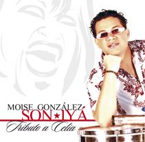 Moise González - Tributo a Celia. Un proyecto de Diseño de djb          - 25.11.2010