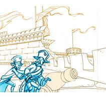 Toto Sapore. Um projeto de Ilustração e Cinema, Vídeo e TV de Juan Carlos Moreno         - 30.11.2010