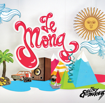 Le mong. A Design, Illustration, and Photograph project by rk estudio         - 04.12.2010