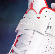 Air Jordan Flight 45. Un proyecto de Motion Graphics y 3D de Rob Diaz         - 19.12.2010